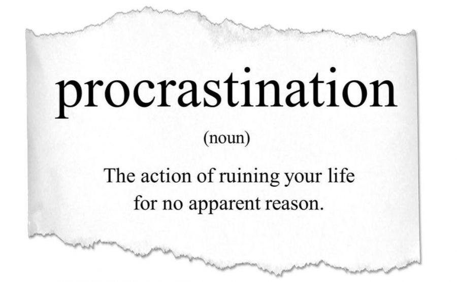 Procrastination-+A+Short+Story