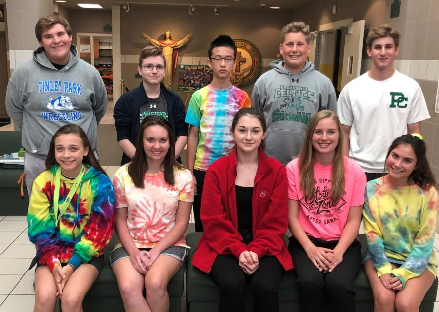 PCHS+Announces+Students+of+the+Month+for+September