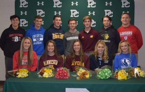 12 Celtic Student Athletes Sign College Commitments
