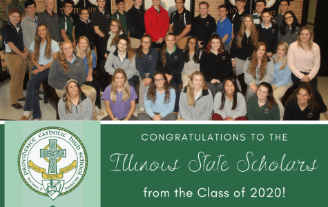 38 Providence Catholic Students Recognized as 2019-20 Illinois State Scholars