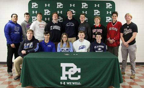 14 Celtic Student Athletes Commit to College
