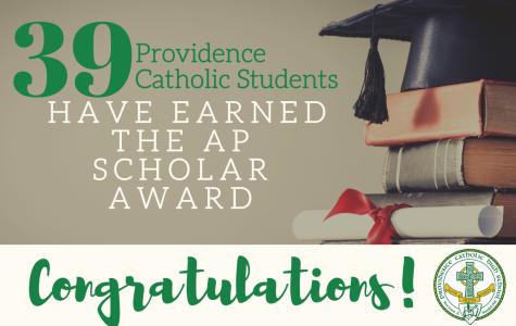 39 Providence Catholic Students Have Earned The AP Scholar Award