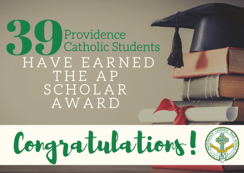39 Providence Catholic Students Have Earned The AP Scholar Award