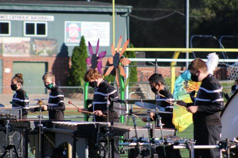 Band Competes in FLO and Yamaha Cup