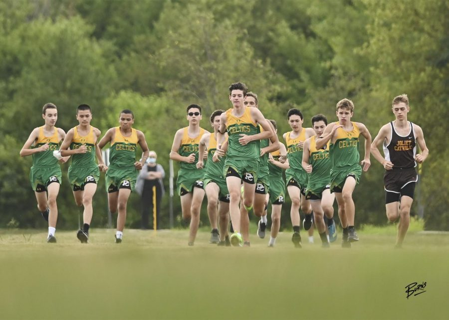 XCBoys andGirlsFighting foraChance at Regionals and Sectionals!